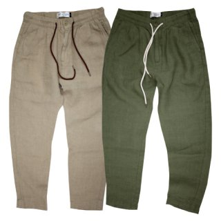 <img class='new_mark_img1' src='//img.shop-pro.jp/img/new/icons23.gif' style='border:none;display:inline;margin:0px;padding:0px;width:auto;' />Easy linen pants(イージーリネンパンツ/sample)