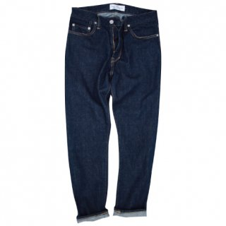 <img class='new_mark_img1' src='//img.shop-pro.jp/img/new/icons47.gif' style='border:none;display:inline;margin:0px;padding:0px;width:auto;' />Selvage stretch tapered denim/One wash(セルヴィッチストレッチテーパードデニム)