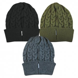 <img class='new_mark_img1' src='//img.shop-pro.jp/img/new/icons20.gif' style='border:none;display:inline;margin:0px;padding:0px;width:auto;' />Cable knit cap(ケーブルニットキャップ)
