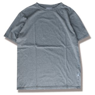 Basic binder tee(ベーシックバインダーTシャツ/杢グレー)<img class='new_mark_img2' src='https://img.shop-pro.jp/img/new/icons16.gif' style='border:none;display:inline;margin:0px;padding:0px;width:auto;' />