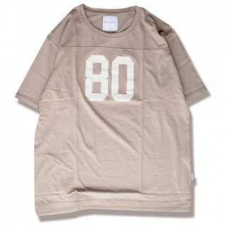 <img class='new_mark_img1' src='//img.shop-pro.jp/img/new/icons23.gif' style='border:none;display:inline;margin:0px;padding:0px;width:auto;' />80's football tee(80's フットボールTシャツ/sample)