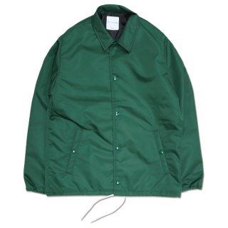 Nylon padding coach jacket(ナイロン中綿コーチジャケット/グリーン)<img class='new_mark_img2' src='https://img.shop-pro.jp/img/new/icons16.gif' style='border:none;display:inline;margin:0px;padding:0px;width:auto;' />