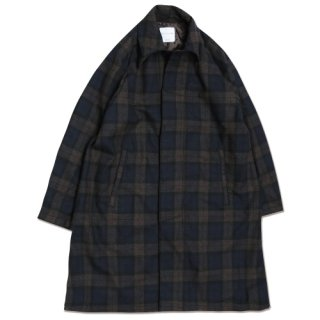 Check wool marine coat(チェックウールマリンコート)<img class='new_mark_img2' src='//img.shop-pro.jp/img/new/icons5.gif' style='border:none;display:inline;margin:0px;padding:0px;width:auto;' />