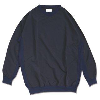 Nylon sports pullover(ナイロンスポーツプルオーバー/ネイビー)<img class='new_mark_img2' src='https://img.shop-pro.jp/img/new/icons47.gif' style='border:none;display:inline;margin:0px;padding:0px;width:auto;' />
