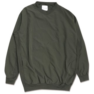 Nylon sports pullover(ナイロンスポーツプルオーバー/カーキ)<img class='new_mark_img2' src='https://img.shop-pro.jp/img/new/icons47.gif' style='border:none;display:inline;margin:0px;padding:0px;width:auto;' />