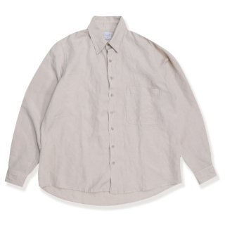 <img class='new_mark_img1' src='https://img.shop-pro.jp/img/new/icons47.gif' style='border:none;display:inline;margin:0px;padding:0px;width:auto;' />Linen natural shirt(リネンナチュラルシャツ/エクリュ)