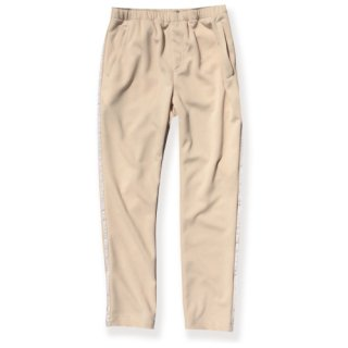 <img class='new_mark_img1' src='https://img.shop-pro.jp/img/new/icons16.gif' style='border:none;display:inline;margin:0px;padding:0px;width:auto;' />Line straight jersey pants(ラインストレートジャージパンツ/ライトベージュ)