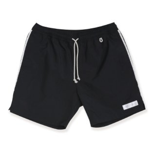 <img class='new_mark_img1' src='https://img.shop-pro.jp/img/new/icons16.gif' style='border:none;display:inline;margin:0px;padding:0px;width:auto;' />Line board shorts(ラインボードショーツ/ブラック)