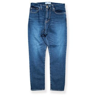 <img class='new_mark_img1' src='https://img.shop-pro.jp/img/new/icons47.gif' style='border:none;display:inline;margin:0px;padding:0px;width:auto;' />Stretch tapered denim/vintage wash(ストレッチテーパードデニム/ヴィンテージウォッシュ)