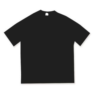 <img class='new_mark_img1' src='//img.shop-pro.jp/img/new/icons16.gif' style='border:none;display:inline;margin:0px;padding:0px;width:auto;' />Loose silhouette tee(ルーズ シルエットT/ブラック)