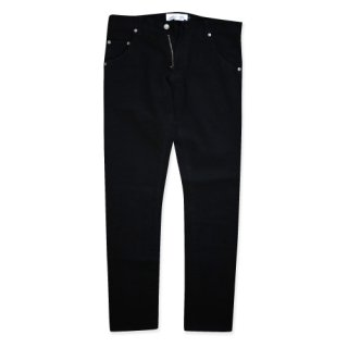 <img class='new_mark_img1' src='//img.shop-pro.jp/img/new/icons24.gif' style='border:none;display:inline;margin:0px;padding:0px;width:auto;' />Black skinny denim pants(ブラックスキニーデニムパンツ)