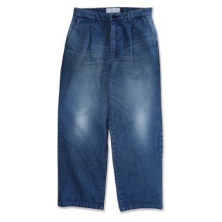 <img class='new_mark_img1' src='https://img.shop-pro.jp/img/new/icons47.gif' style='border:none;display:inline;margin:0px;padding:0px;width:auto;' />OFFICIAL WEB限定/Wide denim pants(ワイドデニムパンツ/ヴィンテージウォッシュ)
