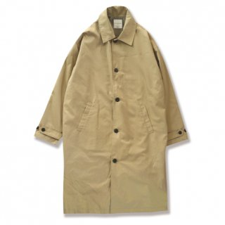 <img class='new_mark_img1' src='//img.shop-pro.jp/img/new/icons47.gif' style='border:none;display:inline;margin:0px;padding:0px;width:auto;' />Soutien collar coat(ステンカラーコート/ベージュ)