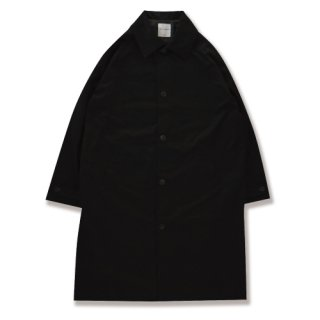 <img class='new_mark_img1' src='https://img.shop-pro.jp/img/new/icons47.gif' style='border:none;display:inline;margin:0px;padding:0px;width:auto;' />Soutien collar coat(ステンカラーコート/ブラック)