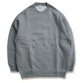 <img class='new_mark_img1' src='//img.shop-pro.jp/img/new/icons24.gif' style='border:none;display:inline;margin:0px;padding:0px;width:auto;' />Loose crew neck sweat(ルーズクルーネックスウェット/杢グレー)