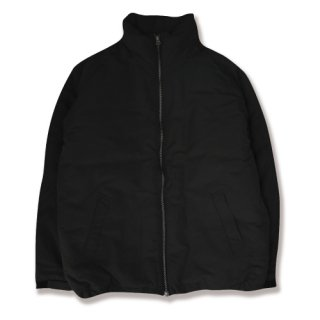 <img class='new_mark_img1' src='https://img.shop-pro.jp/img/new/icons24.gif' style='border:none;display:inline;margin:0px;padding:0px;width:auto;' />Stand coller blouson(スタンドカラーブルゾン/ブラック)