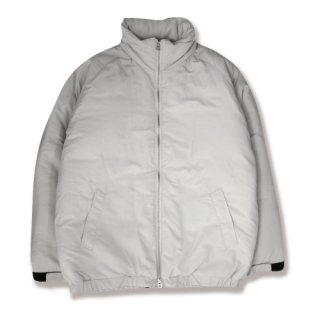 <img class='new_mark_img1' src='https://img.shop-pro.jp/img/new/icons47.gif' style='border:none;display:inline;margin:0px;padding:0px;width:auto;' />Stand coller blouson(スタンドカラーブルゾン/シルバー)