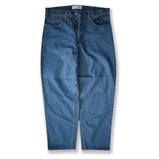 <img class='new_mark_img1' src='https://img.shop-pro.jp/img/new/icons47.gif' style='border:none;display:inline;margin:0px;padding:0px;width:auto;' />Loose tapered denim(ルーズテーパードデニム/ブルーウォッシュ)