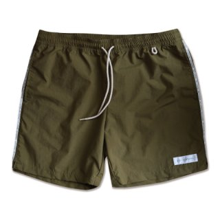 <img class='new_mark_img1' src='https://img.shop-pro.jp/img/new/icons13.gif' style='border:none;display:inline;margin:0px;padding:0px;width:auto;' />Line board shorts(ラインボードショーツ/カーキ)