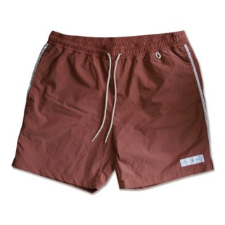 <img class='new_mark_img1' src='https://img.shop-pro.jp/img/new/icons13.gif' style='border:none;display:inline;margin:0px;padding:0px;width:auto;' />Line board shorts(ラインボードショーツ/アーモンド)