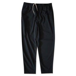 <img class='new_mark_img1' src='https://img.shop-pro.jp/img/new/icons47.gif' style='border:none;display:inline;margin:0px;padding:0px;width:auto;' />Georgette tapered pants(ジョーゼットテーパードパンツ/ブラック)