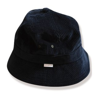<img class='new_mark_img1' src='https://img.shop-pro.jp/img/new/icons55.gif' style='border:none;display:inline;margin:0px;padding:0px;width:auto;' />Corduroy bell hat(コーデュロイベルハット/black)