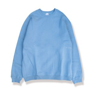 <img class='new_mark_img1' src='https://img.shop-pro.jp/img/new/icons47.gif' style='border:none;display:inline;margin:0px;padding:0px;width:auto;' />EDIT CLOTHING rogo sweat(EDIT CLOTHINGロゴスウェット/サックス)