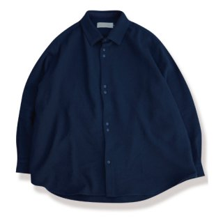 <img class='new_mark_img1' src='https://img.shop-pro.jp/img/new/icons24.gif' style='border:none;display:inline;margin:0px;padding:0px;width:auto;' />Herringbone wool shirts(ヘリンボーンウールシャツ/navy)