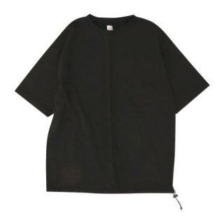 <img class='new_mark_img1' src='https://img.shop-pro.jp/img/new/icons13.gif' style='border:none;display:inline;margin:0px;padding:0px;width:auto;' />Mini urage Tee(ミニ裏毛Tシャツ/スウェットTシャツ/black)