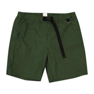 <img class='new_mark_img1' src='https://img.shop-pro.jp/img/new/icons24.gif' style='border:none;display:inline;margin:0px;padding:0px;width:auto;' />Mountain nylon shorts(マウンテンナイロンショーツ/グリーン)