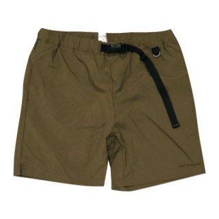 <img class='new_mark_img1' src='https://img.shop-pro.jp/img/new/icons24.gif' style='border:none;display:inline;margin:0px;padding:0px;width:auto;' />Mountain nylon shorts(マウンテンナイロンショーツ/カーキ)