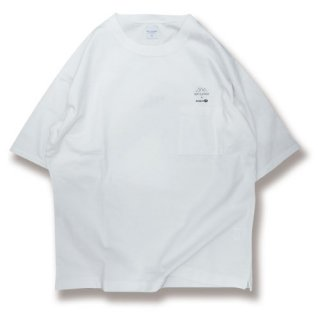 <img class='new_mark_img1' src='https://img.shop-pro.jp/img/new/icons24.gif' style='border:none;display:inline;margin:0px;padding:0px;width:auto;' />EDIT CLOTHING × monarch works Dozume heavy weight big Tee(ホワイト)