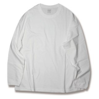 <img class='new_mark_img1' src='https://img.shop-pro.jp/img/new/icons13.gif' style='border:none;display:inline;margin:0px;padding:0px;width:auto;' />Organic cotton L/S(オーガニックコットンロンT/ホワイト)