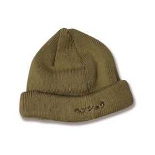 <img class='new_mark_img1' src='https://img.shop-pro.jp/img/new/icons13.gif' style='border:none;display:inline;margin:0px;padding:0px;width:auto;' />Shallow knit cap ヘンシュウ刺繍(シャローニットキャップ ヘンシュウ刺繍/ピクルス)