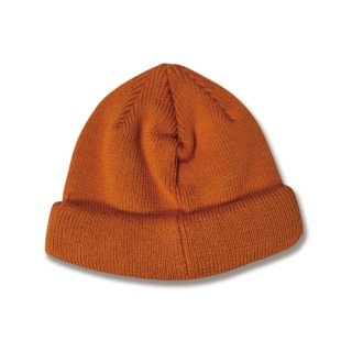 <img class='new_mark_img1' src='https://img.shop-pro.jp/img/new/icons12.gif' style='border:none;display:inline;margin:0px;padding:0px;width:auto;' />Shallow knit cap(無地シャローニットキャップ/オレンジピール)