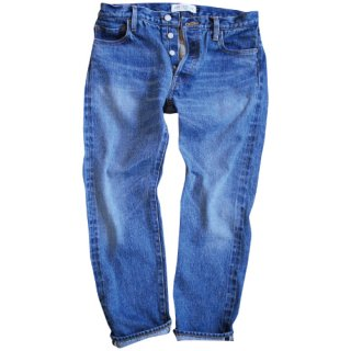 <img class='new_mark_img1' src='//img.shop-pro.jp/img/new/icons23.gif' style='border:none;display:inline;margin:0px;padding:0px;width:auto;' />Authentic straight ankle denim 66(sample)