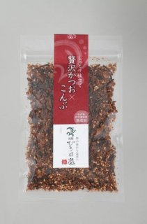 松軟焼培制成 昆布鰹魚松(40g)