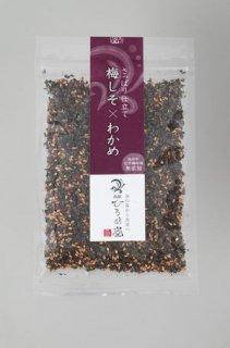 開胃生津 梅肉干×裙帯藻(40g)