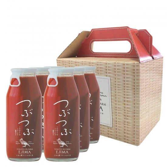 ひばりトマトのジュース6本セット