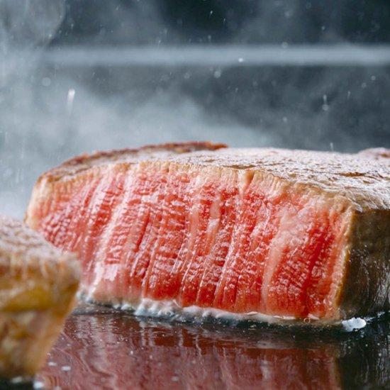 佐賀牛ヒレステーキ肉