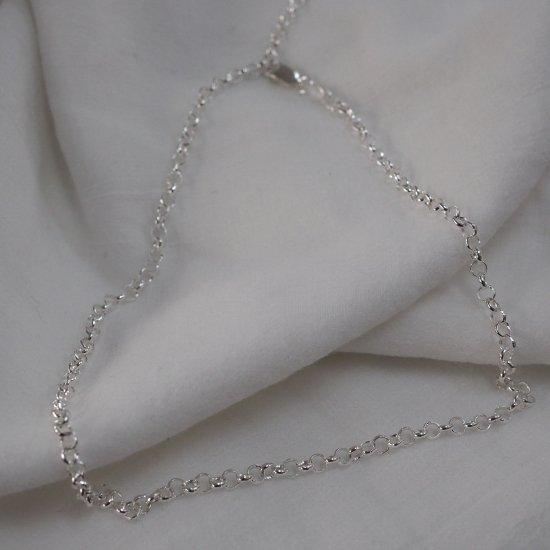 Ma01 HV 项链(你可以享受你最喜欢的长度达 40 厘米)