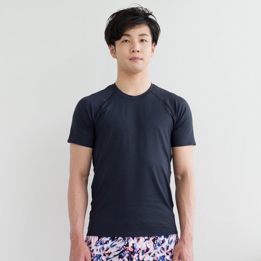 メンズTシャツ ブラック