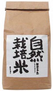 精米【30kg】自然栽培米(羽咋市産)