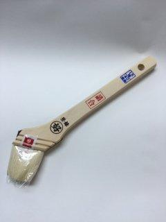 好川産業 白ニス刷毛 請合  40mm