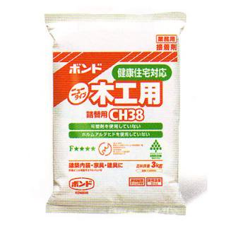 ボンド CH38 3kg×6袋