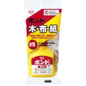 ボンド 木工用 (ハンディパック) 50g×10本