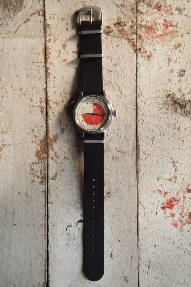Nigel Cabourn×TIMEX/REFEREE WATCH