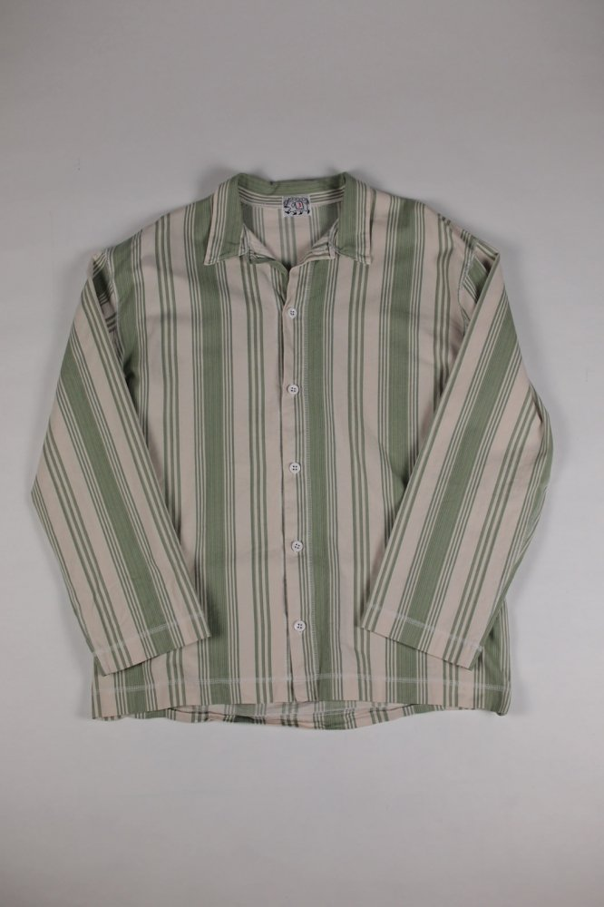 WEAVER'S STOCK L/S SQUARE SHIRT