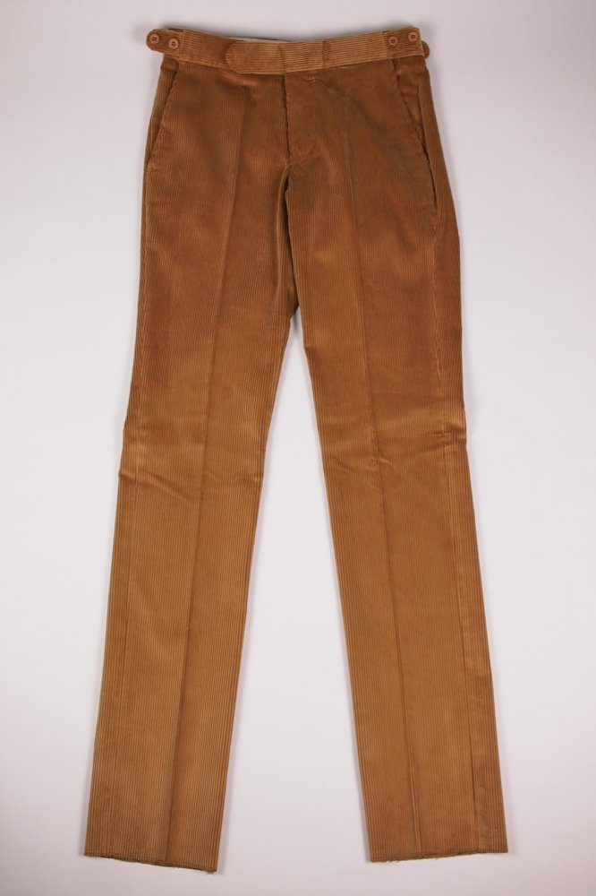 Corduroy Trousers/Tan