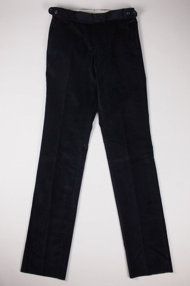 Corduroy Trousers/Navy